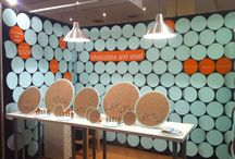 Trade show Booth Design Ideas / by Nicoelyne Boutilier