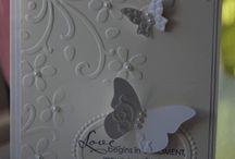 Embosslits - beautiful wings/ hearts