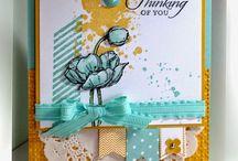 Handmade Cards- SU- Simply Sketched / 2013-2014 hostess
