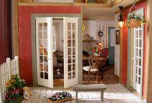 miniature patios