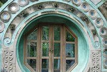Somewhere doors