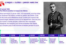 #vivrelibreoumourir / Revivez l'histoire des Glières à travers différentes dates clés...