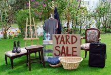 Interest: Yard Sales