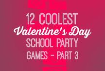 Valentine's Day Ideas and Crafts