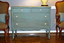 Furniture / by Heather Transue