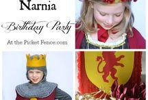 Birthday Narnia