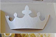 coronițe pentru fetițe