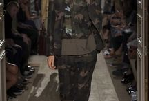 Camo / Street and runway style featuring the ever-relevant camouflage print from around the globe... and those with creative license.
