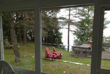Chandos Lake Apsley  / Screen room renovations
