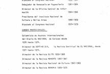 Simón Alberto Consalvi / by Archivo El Nacional