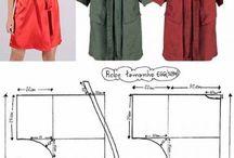 шитье халатов