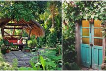 Omah Apik Favourite Corner / Featuring guests' favourite corners in Omah Apik, Pejeng Bali.