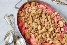 Fruit - Rhubarbs