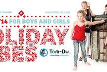 Tom-Du Kinderkleding / Leuke kleding voor uw kinderen. Alleen te bestellen via een thuisparty, daardoor heeft u een uniek kleding stuk.