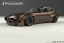 Datsun Z cars