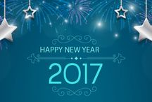Happy New Year 2017 / People all over the world just try to get indulge in the celebrations of New Year. All just want to get colorful joys on the celebration of new year.