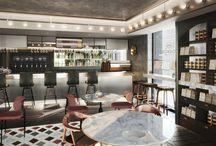 New Drum Street Hotel, Aldgate / Dexter Moren Associates interior design story of New Drum Street Hotel, Aldgate