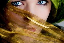 olhos brilhantes