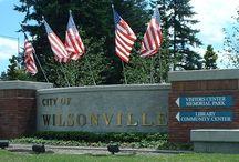 Wilsonville Community Scene