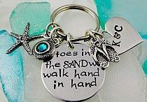 Beach Cruise Jewelry / Stick your Toes In the Sand and enjoy the memories!