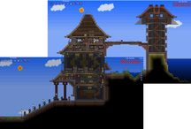 Terraria Projects / by Chelsea Martin