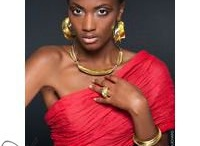 Fulani jewelry - bijoux peuls