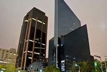 Edificios en la Ciudad de México