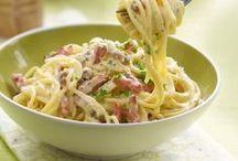 spaghetti karbonara