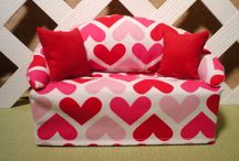 Valentines Day / by JR's Pillows