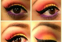 make up and girly things / by Clarissa Flores