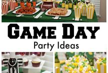 Football Party / by Lindi Gomez