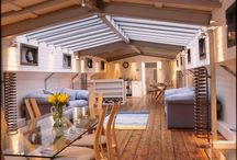 Houseboat / Narrowboat, Dutch barges, widebeams...