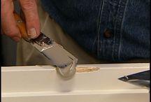 House repairs / Fixing and repairing