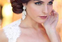 Elizabeth F - Wedding Hair & Makeup