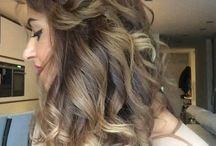 hair / hair styles, inspirations