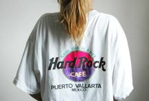 Hard Rock Style / Show us how you rock your classic Hard Rock Cafe tees!