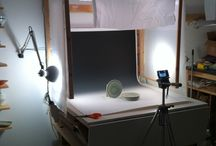 Photography Tips +  Set ups for product shots