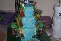 Waterfall cake / by Elvina Bier