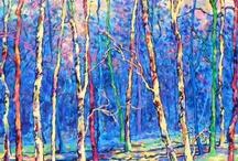 Lost in the Woods / by IhsaanArt