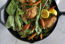 Paleo - Poultry / Delicious paleo poultry recipes / by Brooke Carlock