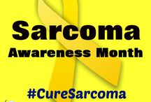 Sarcoma Awareness Month / by Sarcoma Foundation of America