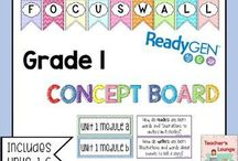 1st Grade / First grade inspiration | classroom resources and teaching ideas for 1st grade | 1st grade math, science, social studies, reading 1st grade activities crafts and printables
