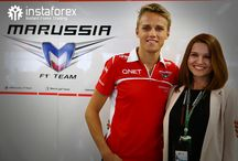 InstaForex at 2014 Russian Grand Prix / September 12, 2014 Russia hosted the Formula 1 Grand Prix the first time in history of the high-profile motor race. InstaForex is the official partner of the Anglo-Russian Marussia F1 Team. This event was like a home race for Marussia. So, InstaForex fairly enjoyed the advantage of the partnership and witnessed the historical race.