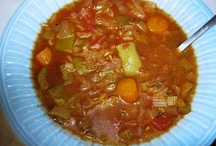 Recipes - Soups, stews, chili, etc