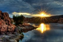 Outdoors in Prescott, Arizona / Prescott, Arizona has perfect weather, almost all year round...and there is plenty to explore and discover outdoors. #prescottkitchens