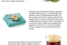 All Natural DIY Skincare / Homemade Natural Skin Care, Good for You & Good for the Environment