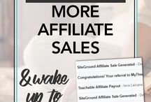 Affiliate Selling