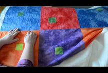 Quilt as you go tutorial