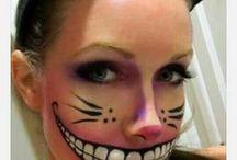 halloween schmink