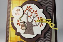 Stampin up Nuts about you